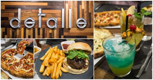 Detalle Bar and Kitchen in Ortigas Center, Pasig