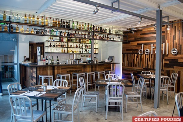 Detalle bar and kitchen in Ortigas - cool hangout place[2]