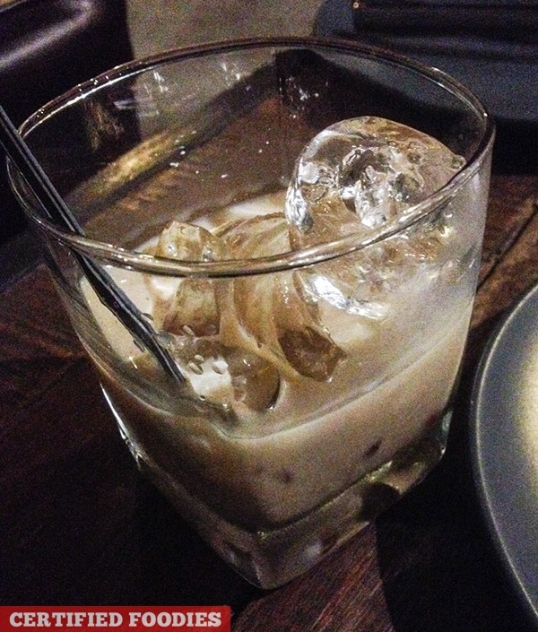 White Russian from detalle bar in Ortigas[2]