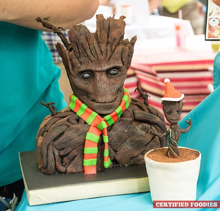 Groot cake by Blue Toque