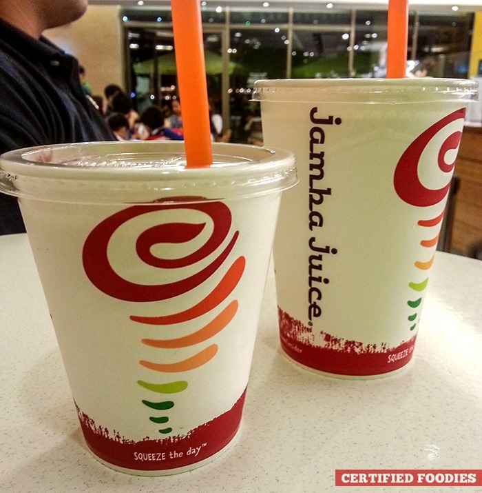 Jamba Juice new 12-oz cup for Jamba Mixplorers