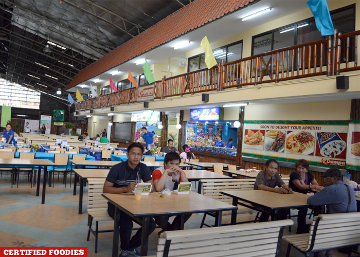 Dampa at Farmers Market Araneta Center