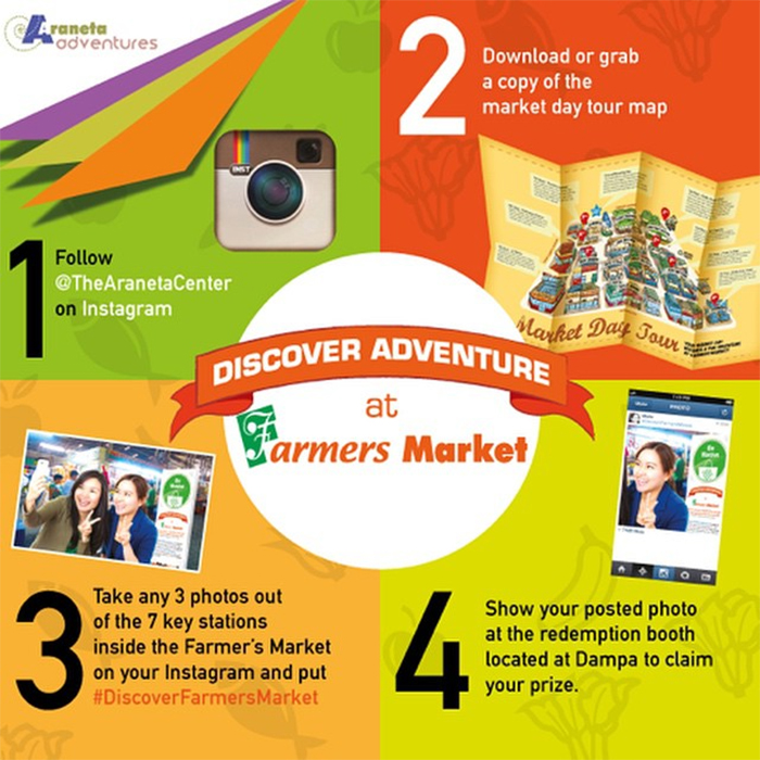 Discover Adventure at Farmers Market Instagram Promo