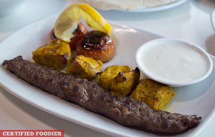 Special Kebab - Dweet Gastropub