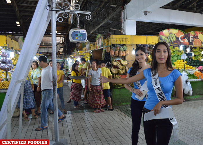 Timbangan ng Bayan at Farmers Market Araneta Center