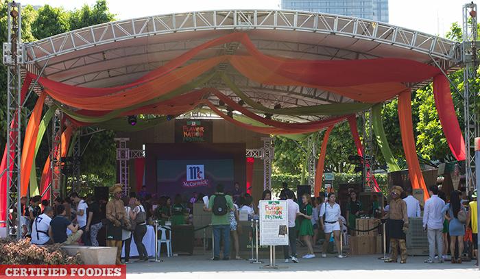 McCormick Flavor Nation Festival at Active Fun in Bonifacio High Street Taguig City