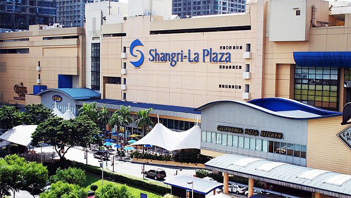Shangri La Edsa Mall Restaurants