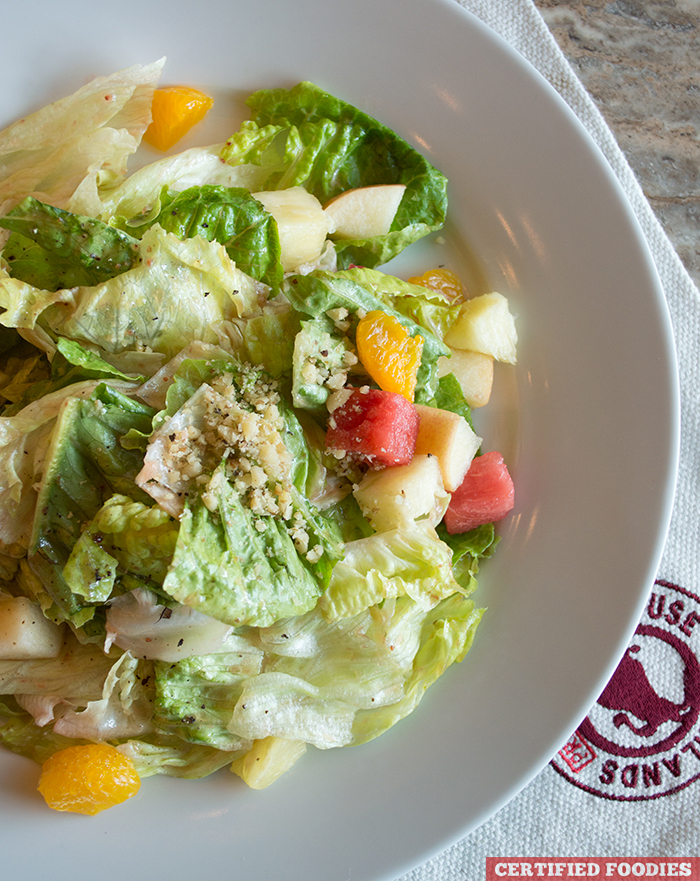 Arizona Summer Salad from Highlands Prime Steakhouse at Estancia Mall Capitol Commons
