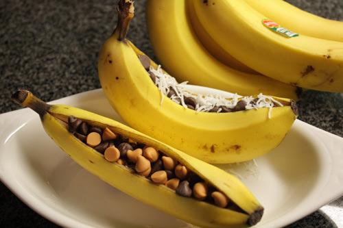 Banana-boats