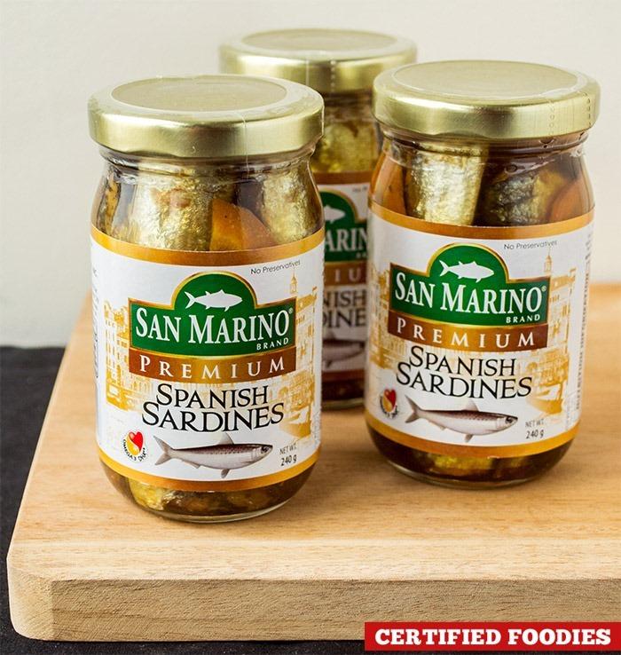 San Marino Premium Spanish Sardines