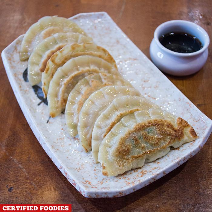 Gyoza from Sushi Master Japanese Restaurant Malabon City