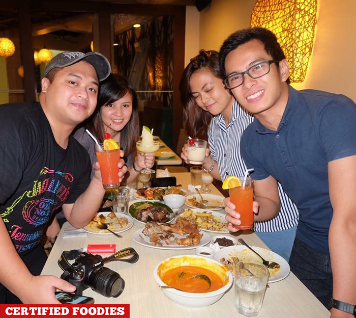 Barkada at Dencio's Bar and Grill Eastwood Libis Taguig