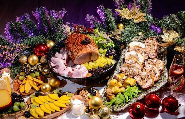 Vask Tapas Room Comida de Navidad Spanish Tapas Brunch Buffet BGC Taguig