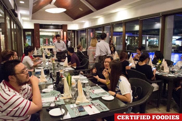 Polo Bistro Restaurant at Marco Polo Hotel Davao City