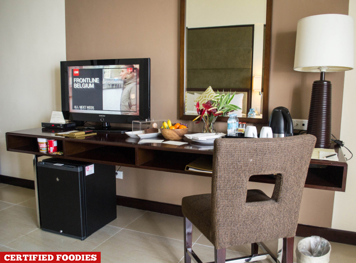 Room Features of Taal Vista Hotel Tagaytay