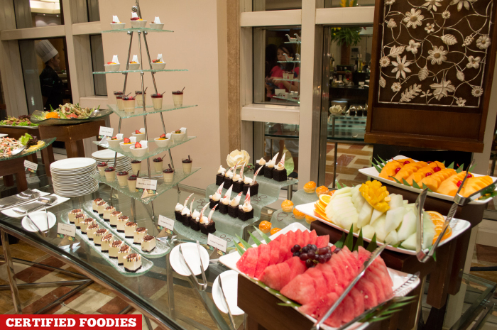 Dessert Station at Feast on Friday Dinner Buffet at Richmonde Hotel Ortigas