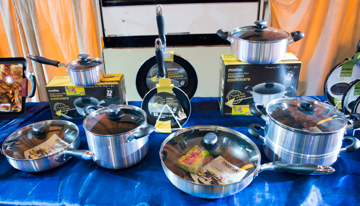Masflex Aluminum Non-Stick Induction Cookware Series
