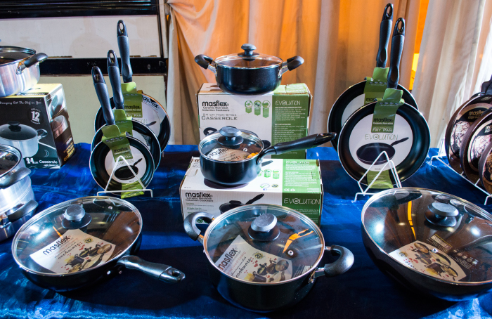 Masflex Ceramic Non-Stick Induction Cookware Series