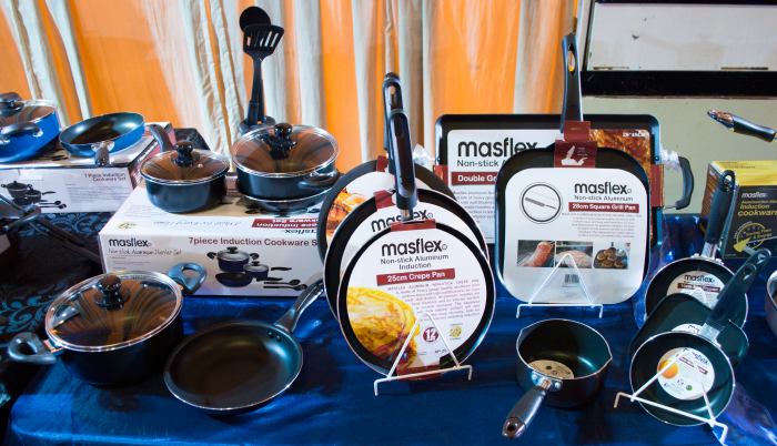 Masflex Non-Stick Aluminum Induction Cookware Series