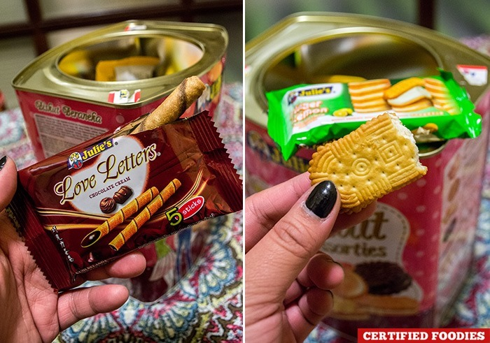 Julie S Biscuits Baked With Love From Malaysia To The