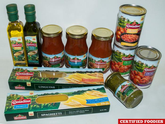 Contadina Products